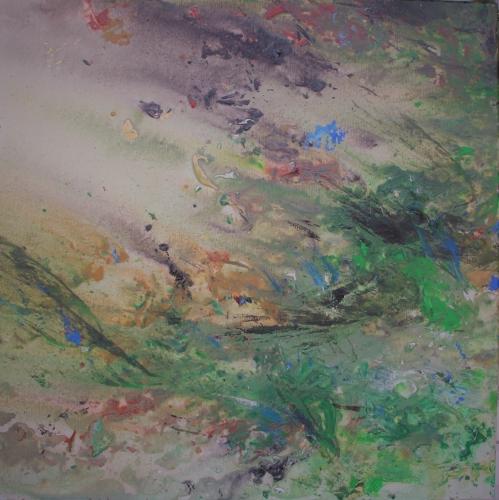 peinture, art, carnet de voyage