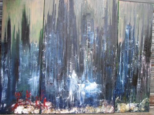exposition, art, peinture