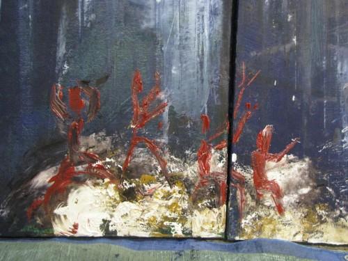 peinture, exposition, art