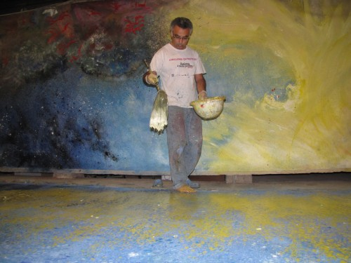 peinture, art